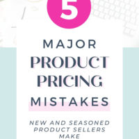5 Major product Pricing Mistakes to Avoid